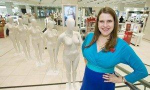 Debenhams Size 16 Mannequins